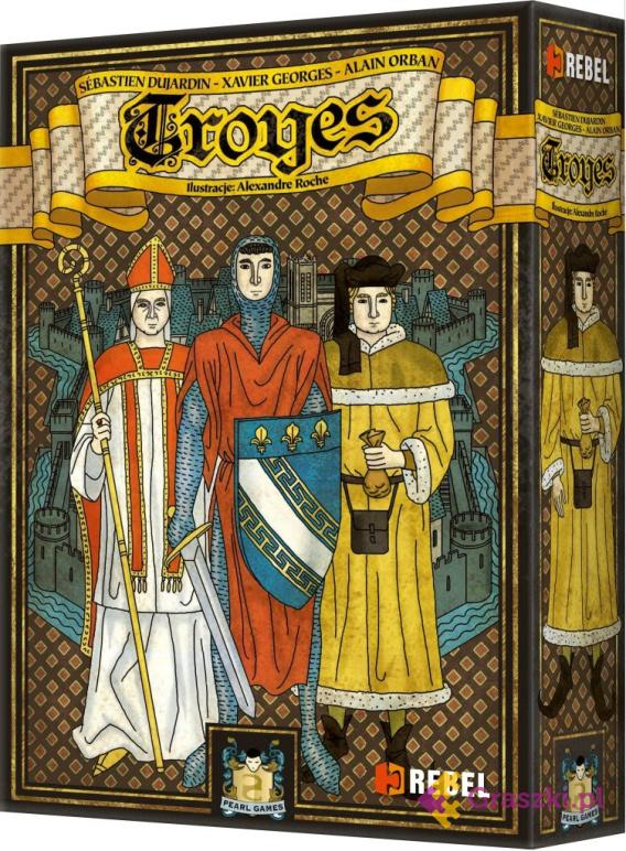 Troyes (edycja polska) | Rebel
